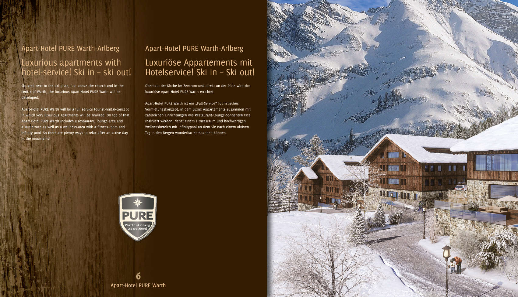 brochure van mountain residences